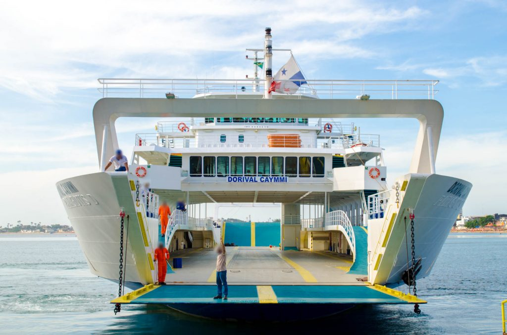 Easter Holidays – Ferry-Boats will transport more than 99 thousand people and more than 14 thousand vehicles this holiday to Itaparica island
