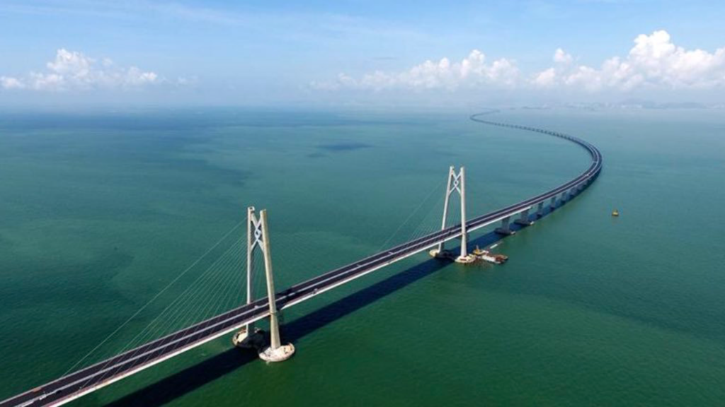 Chinese consortium inks deal to build LatAm's longest cable-stayed sea bridge in Brazil